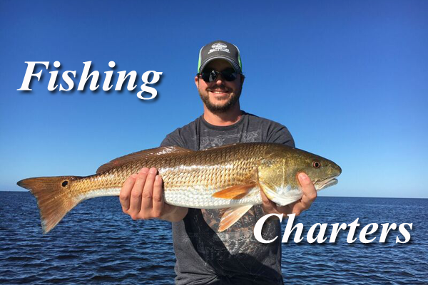 Fishing Charters in Steinhatchee, Florida